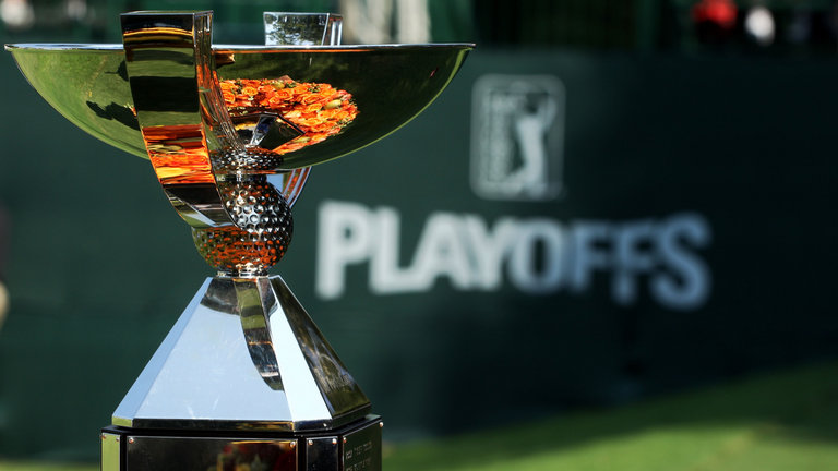 The FedEx Cup & the PGA Tour Playoffs, image: skysports.com