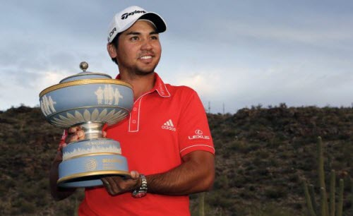 Jason Day Wins the 2014 WGC-Accenture Match Play Championship, image: bleacherreport.com