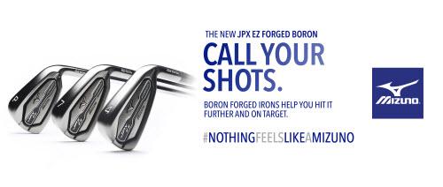 All New Mizuno JPX-EZ Irons
