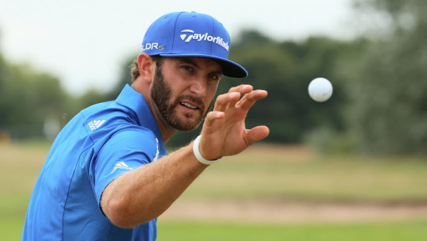 Dustin Johnson, image: mstarz.com