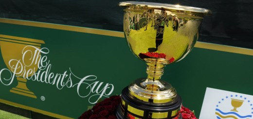 The Presidents Cup Trophy, image: experiencecolumbus.com