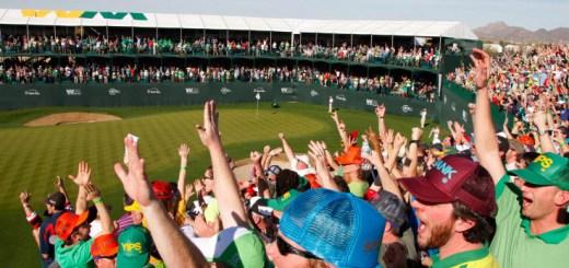 TPC Scottsdale, image: pgatour.com
