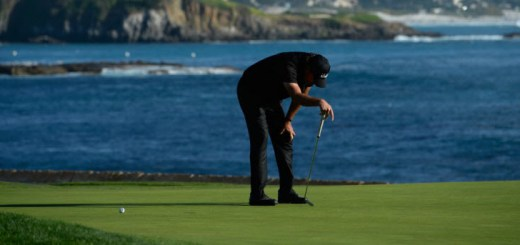 Phil Mickelson at the 2016 AT&T Pebble Beach Pro-Am, image: golfdigest.com