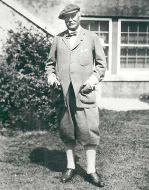 Charles Blair Macdonald, image: theaposition.com