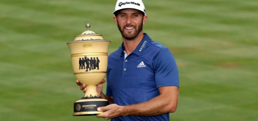 Dustin Johnson Wins the 2016 WGC-Bridgestone Invitational, image: jsonline.com