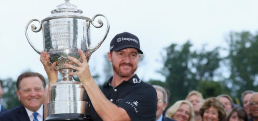 Jimmy Walker Wins the 2016 PGA Championship, image: Jimmy Walker Wins the 2016 PGA Championship, image: thebiglead.com