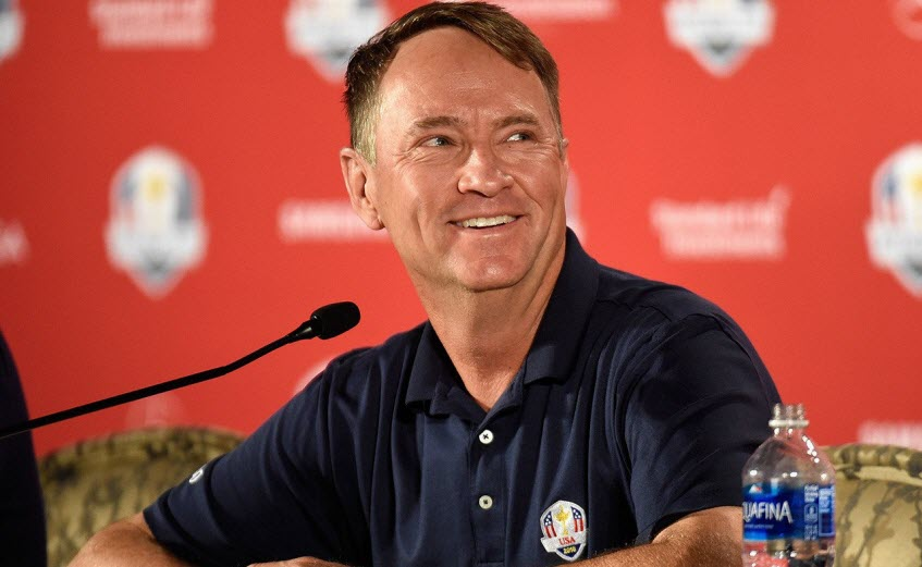 Davis Love III Announces his Team USA Ryder Cup Captain's Picks, image: golfweek.com