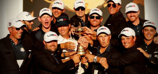 Team USA Wins the 2016 Ryder Cup, image: rydercup.com