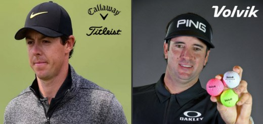 Rory McIlroy and Bubba Watson Switch Equipment Manufacturers