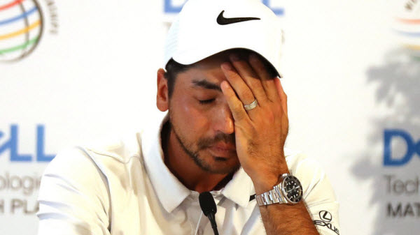 Jason Day at Press Conference, image: skysports.com