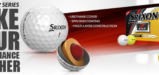 Srixon Z-Star 5 and Z-Star XV Golf Balls