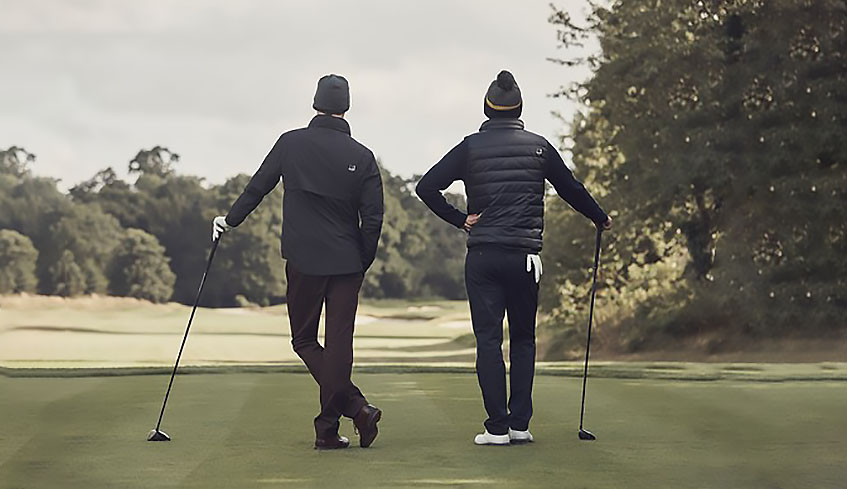 Golfing In Cold Weather, image: todaysgolfer.co.uk