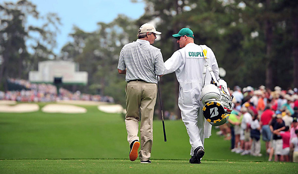 Fred Couples 2010 Masters, image: golf.com