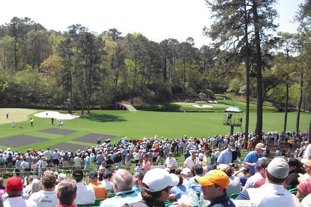 Golf GameBook | Amen Corner, The Masters, Augusta National