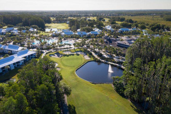 Saddle Brook Golf Club and Tennis Resort
