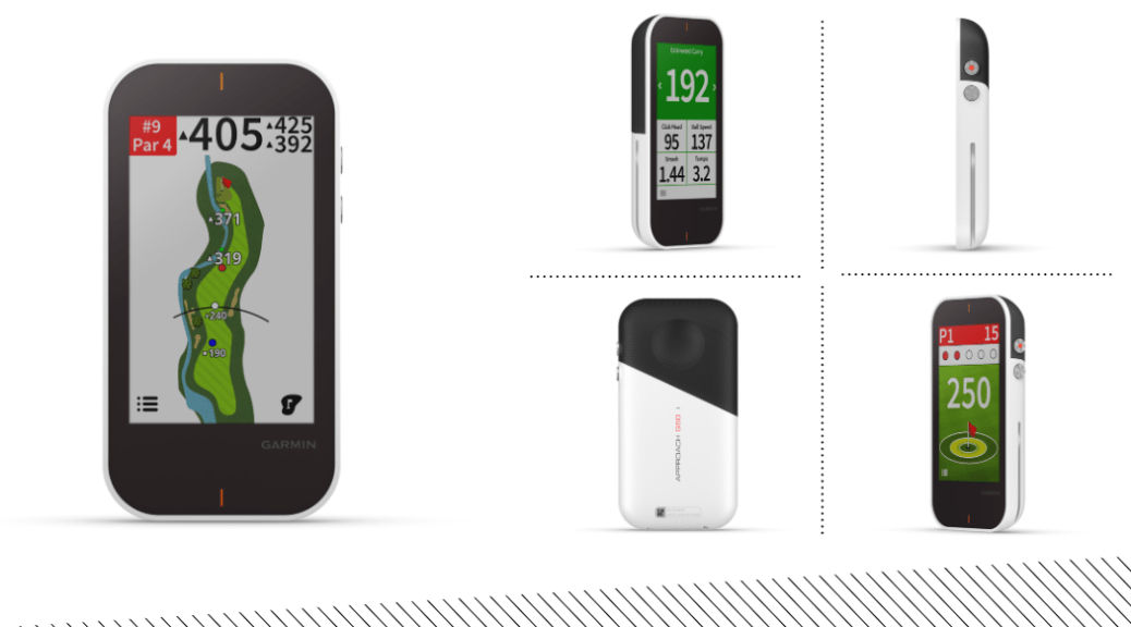 Garmin Approach G80 is the first all-in-one handheld golf