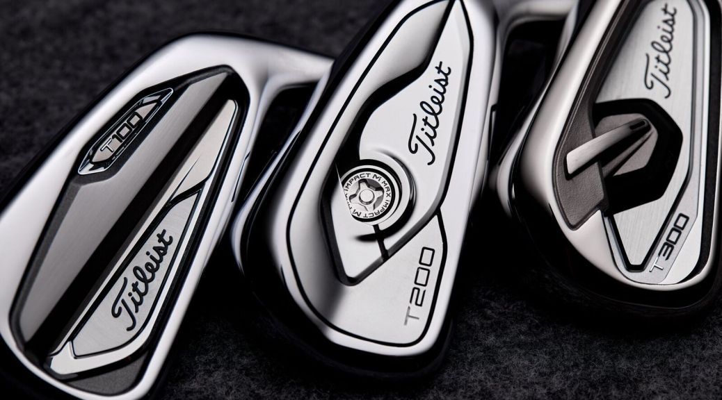 Titleist launches T100 to T300, replaces AP series - Golf Town Blog