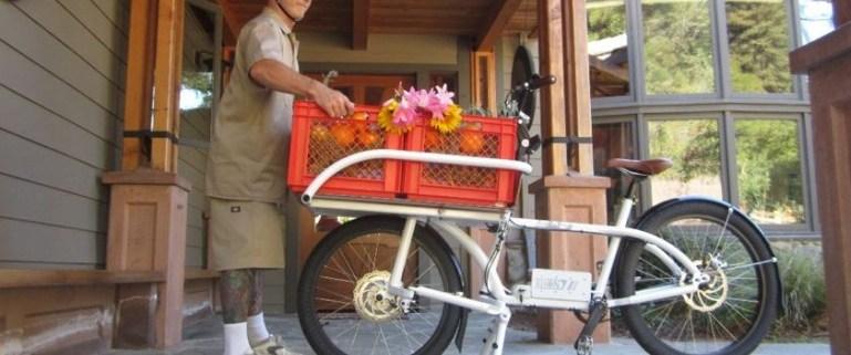 2 x 4 Cargo Bike