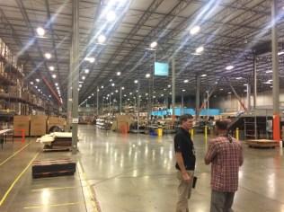 Newgistics - it's huge
