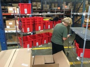 Newgistics GORUCK Order Fulfillment