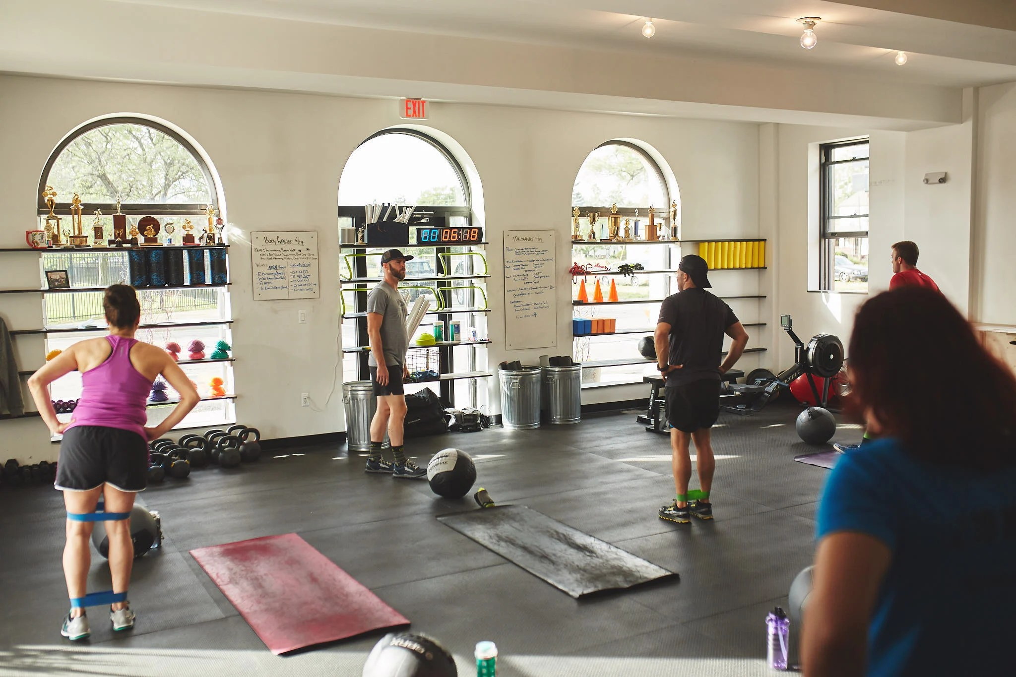 The body garage krishna nagar delhi gym membership fees