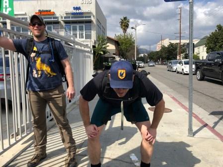 GORUCK Star Course_Los Angeles_sucking
