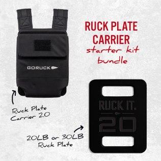 Ruck Plate Carrier Starter Kit