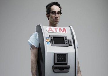 Image result for human ATM