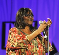 "LaShun Pace sang ""God Will Take Care Of You""(Photo Credit: BMI)"