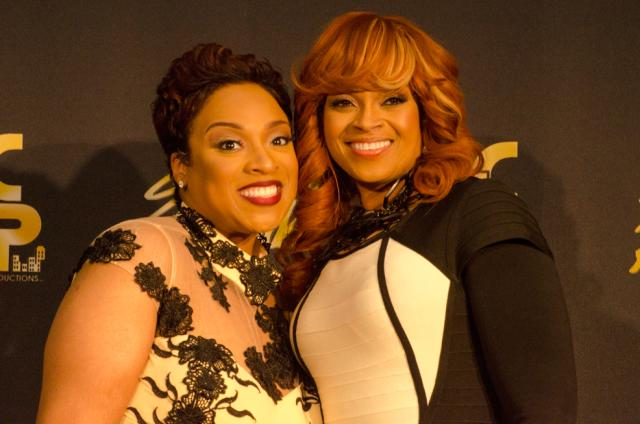 "Image result for karen Clark Sheard, Shows How to Make Her Secret Recipe for Macaroni and Cheese with Daughter Kierra Sheard on Recent Episode of ""Katching Kierra"""