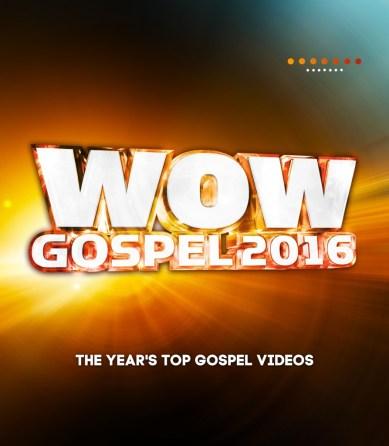 WOW GOSPEL 2016 Cover