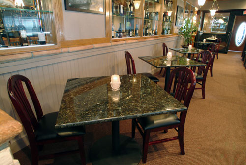 Commercial Granite Table Tops Article  Missouri Table Chair