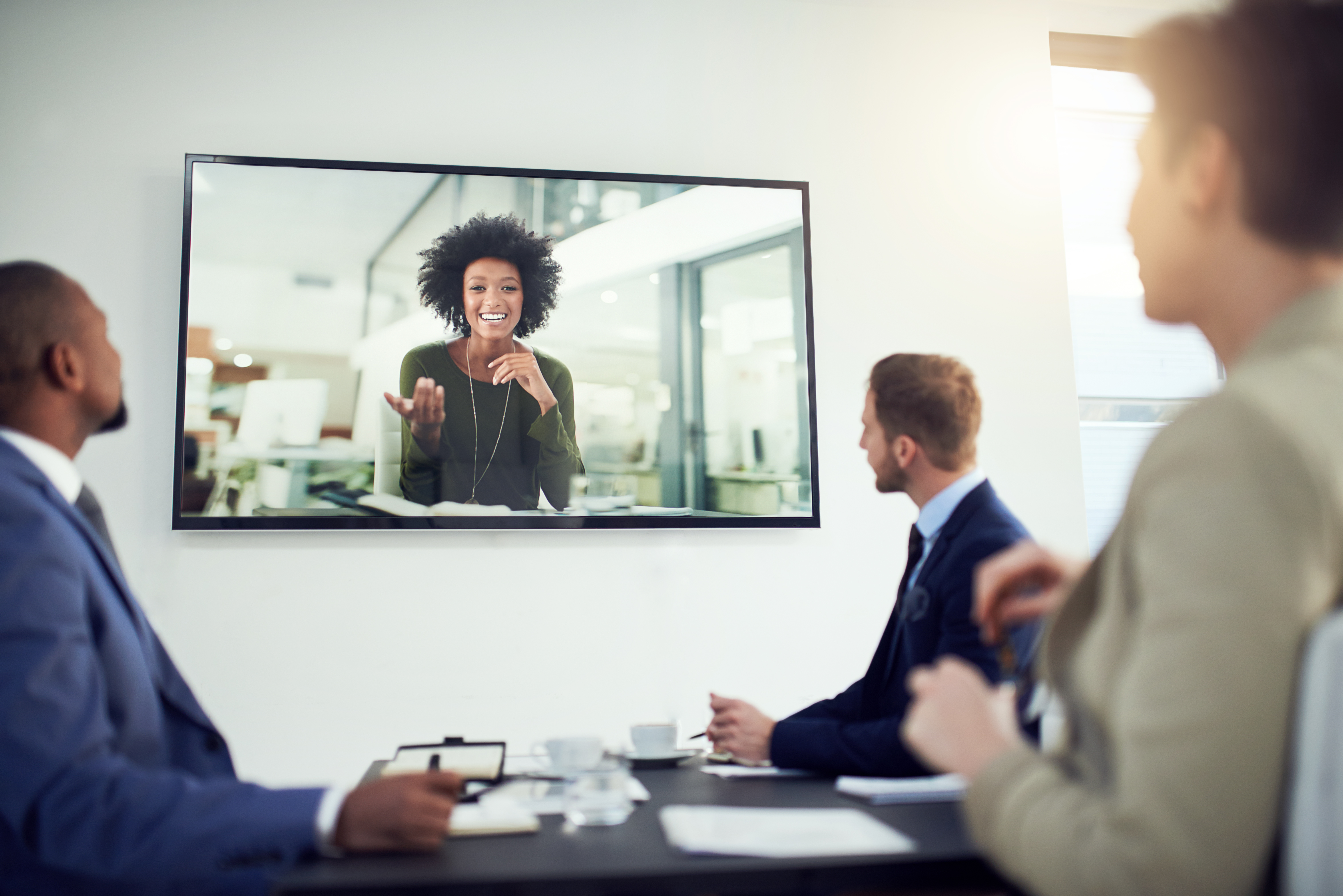 GoToMeeting's Conference Room Survey Results - GotoMeeting