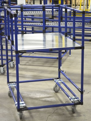 Stainless Steel Surface Cart