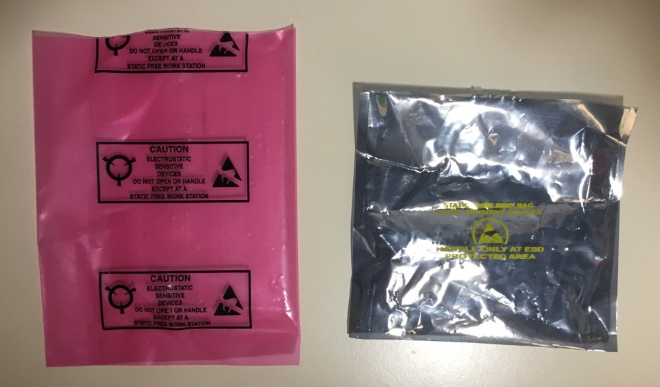 Are Anti Static Bags Conductive What S The Difference