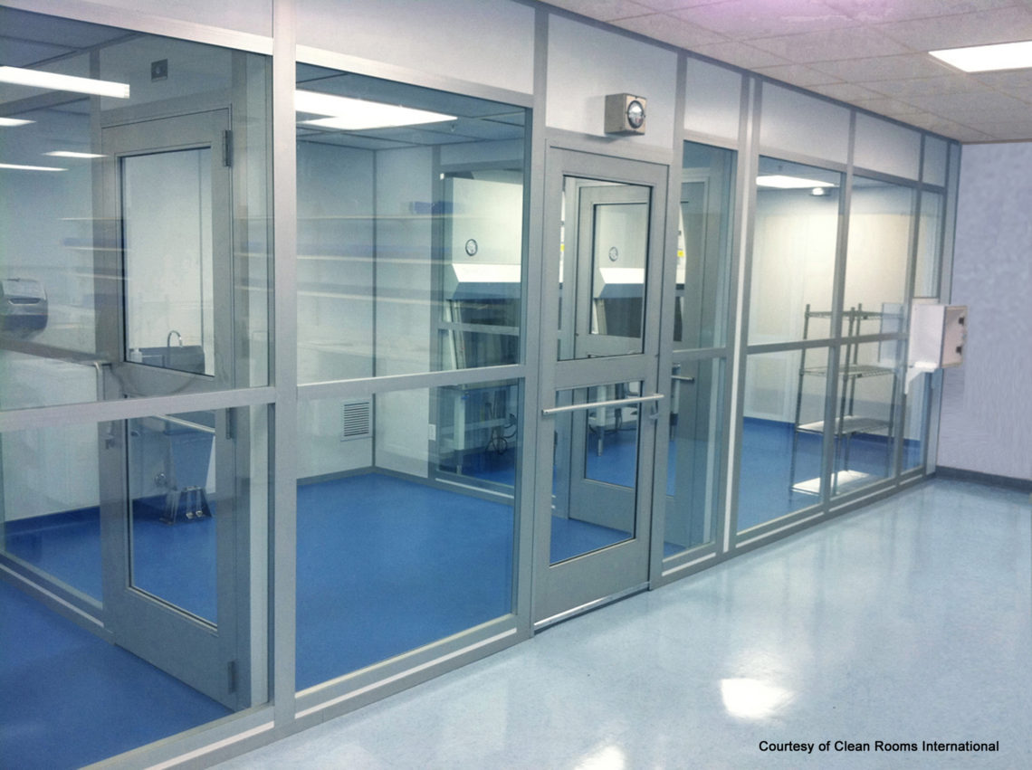 Why is Modular Cleanroom Design A Huge Development?