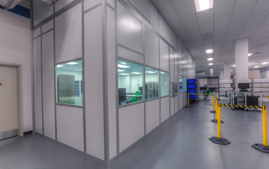 Chemotherapy and CSP Cleanroom Installation