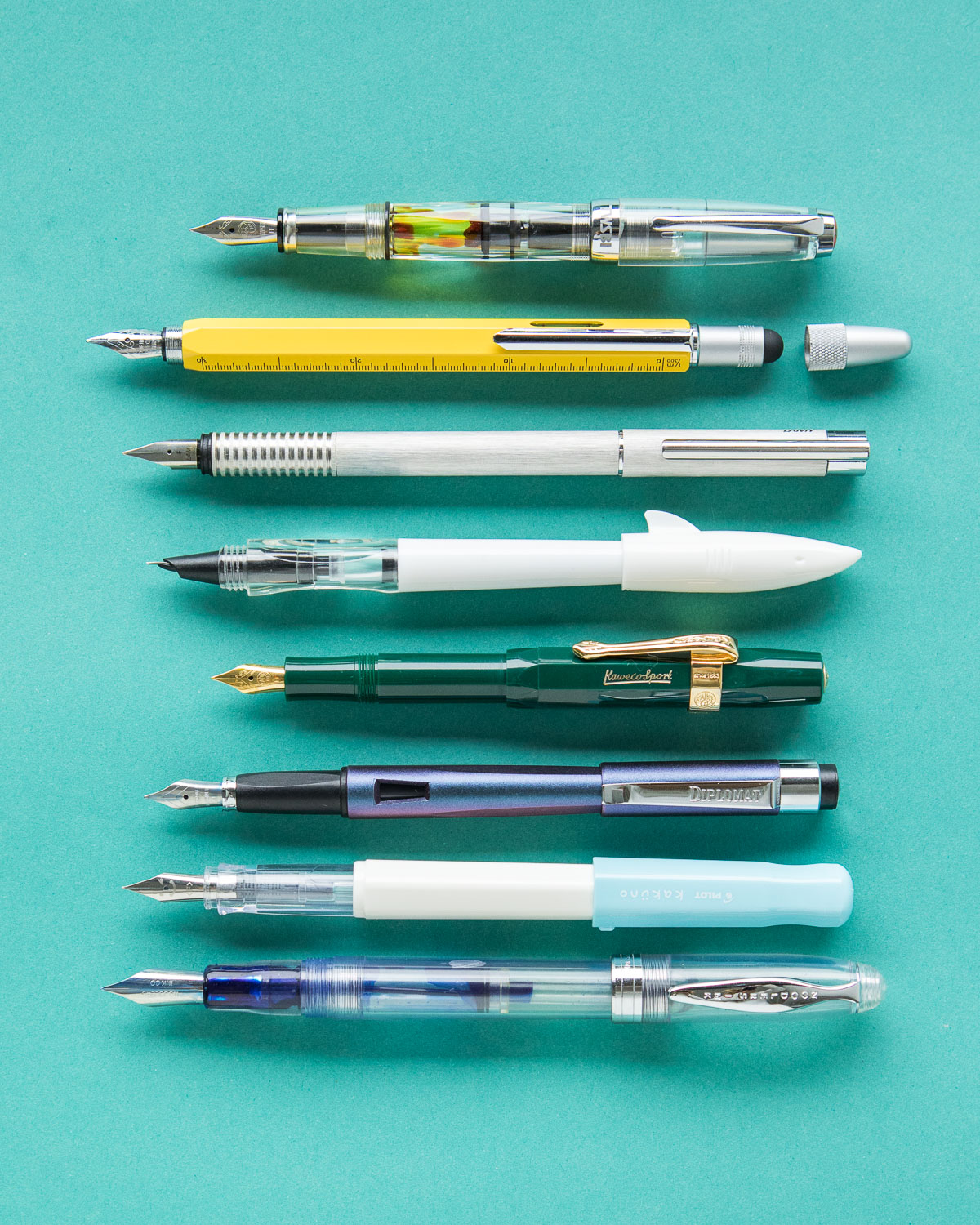 8 underrated pens for