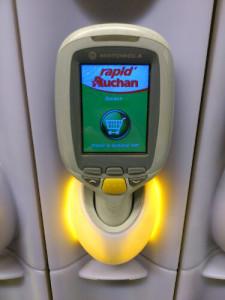 J'ai testé pour vous : Rapid'Auchan (1/3)
