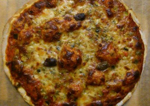 Critique pizza 4 saisons de Carte Nature (4/4)