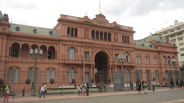 Buenos Aires Argentina Casa Rosada 2  Goway
