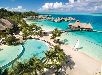 Your First Look at the New Conrad Bora Bora, in the ...