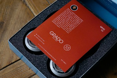 Grado Artist Series 1 with FiftyThree Artist Card