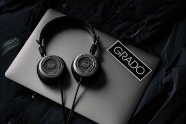Grado Labs Sticker with SR325e