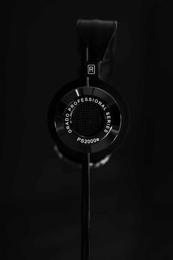 Grado PS2000e Smoked Chrome Headphones