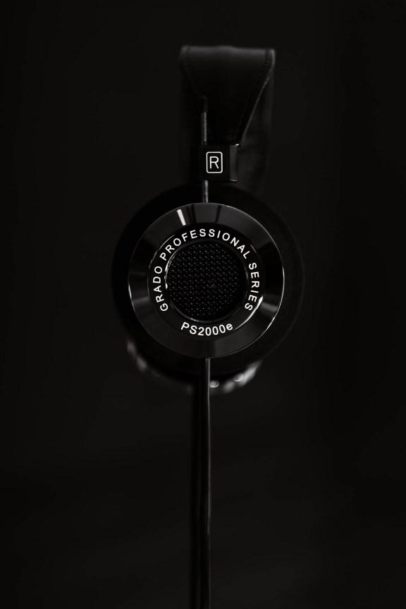 Grado PS2000e Smoked Chrome Headphones