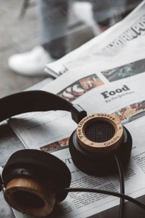 Liberte Grado Headphones Cafe