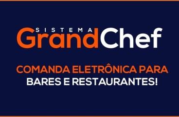Modelo de comanda eletrônica para restaurante
