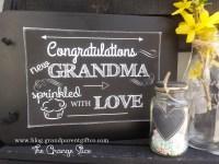 gift ideas for new grandma