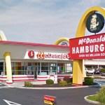 Fast Food Interior Design Through The Years Mcdonald S